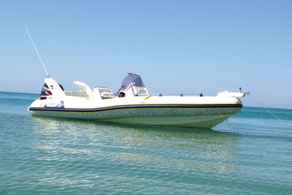 Marlin Boat 22 EFB
